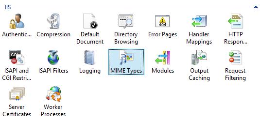Tip – Serving  json File on Windows (IIS, IIS Express