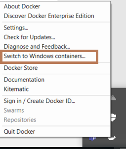 containersswitch